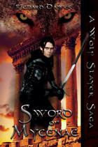 Sword of Mycenea -- Richard Dawes